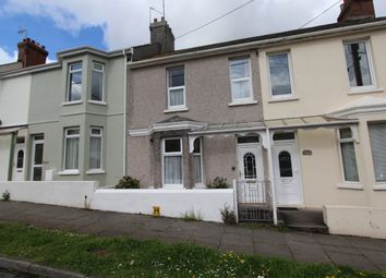 Thumbnail 2 bed terraced house for sale in Carew Terrace, Torpoint, Cornwall