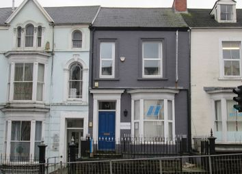 Thumbnail 7 bed terraced house for sale in Walter Road, Swansea, City & County Of Swansea.