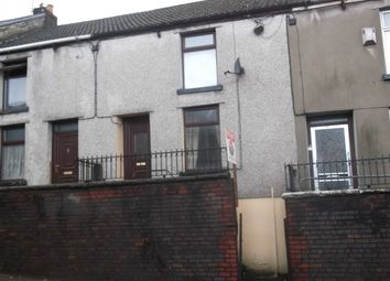 Thumbnail 2 bed terraced house to rent in Penygraig Road, Penygraig, Tonypandy