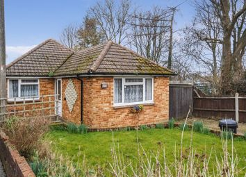 Thumbnail 3 bed bungalow for sale in The Highway, Chelsfield, Orpington