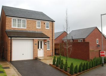 Thumbnail 3 bed detached house for sale in Swineshaw Road, Stalybridge, Cheshire