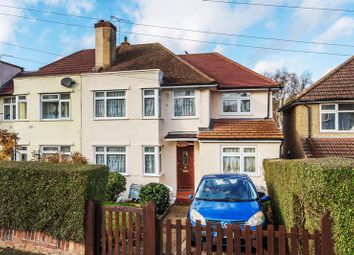 Thumbnail 5 bedroom end terrace house for sale in Sundale Avenue, Selsdon, South Croydon