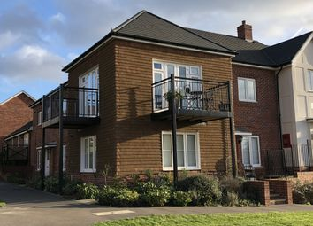 Thumbnail 2 bed flat to rent in Allamand Close, Church Crookham, Fleet
