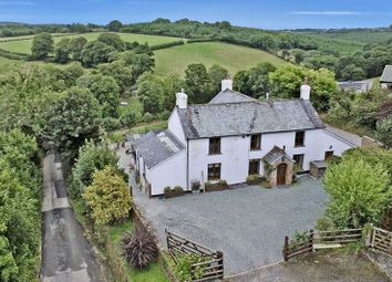 Thumbnail 5 bed property for sale in Germansweek, Beaworthy