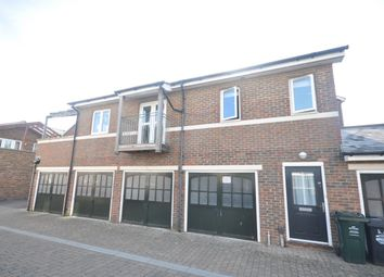Thumbnail 1 bed mews house to rent in St. Clements Road, Greenhithe