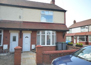 Thumbnail 2 bed semi-detached house for sale in Starbeck Avenue, Blackpool