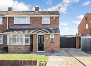 Thumbnail 3 bed semi-detached house for sale in Holmscroft Road, Luton
