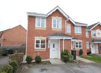 Thumbnail 2 bed semi-detached house to rent in Lockyer Close, York
