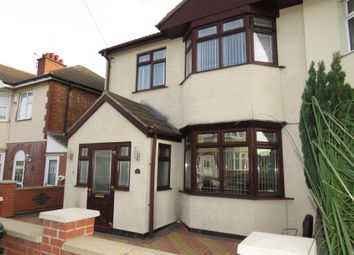 Thumbnail 5 bed semi-detached house for sale in Shipley Road, Leicester