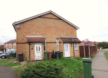 Thumbnail  Terraced house to rent in Berrow Close, Luton
