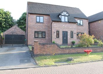 Thumbnail 4 bed detached house for sale in Chartwell Park, Sandbach