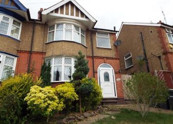 Thumbnail 3 bed semi-detached house for sale in Seymour Road, Luton, Bedfordshire