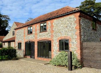Thumbnail 4 bedroom barn conversion to rent in Cley Road, Cley, Norfolk