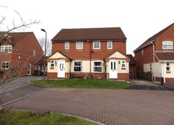 Thumbnail 3 bed semi-detached house for sale in Garrett Drive, Bradley Stoke, Bristol