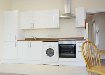 Thumbnail 1 bed flat to rent in Flat 2, Sutherland Road, Plymouth