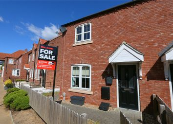 Thumbnail 2 bed end terrace house for sale in Village Green Way, Kingswood, Hull, East Yorkshire