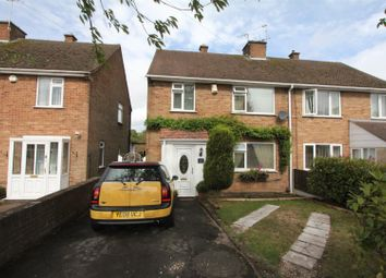 Thumbnail 3 bedroom semi-detached house for sale in Brookside, Burbage, Hinckley