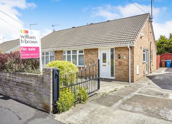 Thumbnail 2 bed semi-detached bungalow for sale in Norland Avenue, Hull