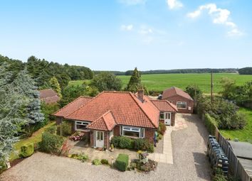 Thumbnail 6 bed detached bungalow for sale in Bridge Road, High Kelling, Holt
