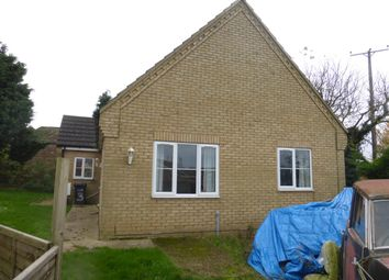 Thumbnail 4 bedroom detached house for sale in Low Road, Stow Bridge, King's Lynn