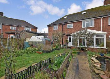 Thumbnail 4 bed semi-detached house for sale in Griffin Crescent, Littlehampton, West Sussex