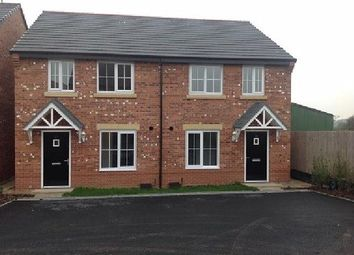 Thumbnail 3 bed semi-detached house for sale in Tarporley Road, Tarvin, Chester