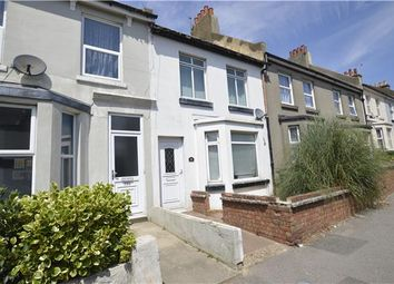 Thumbnail 2 bed terraced house for sale in Priory Road, Hastings, East Sussex