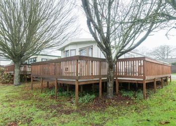 Thumbnail 2 bed mobile/park home for sale in Oakcliff, Dawlish Warren, Dawish