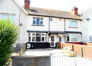 Thumbnail 2 bed terraced house for sale in Mercia Road, Cardiff