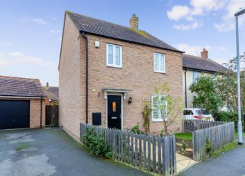 Thumbnail 3 bed detached house for sale in Willowherb Way, Stotfold, Hitchin