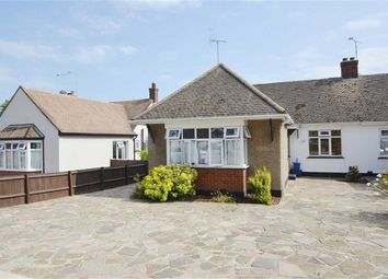 Thumbnail 2 bedroom semi-detached bungalow for sale in Poynings Avenue, Southend-On-Sea