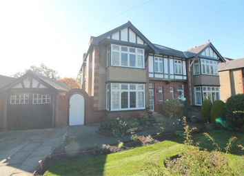 Thumbnail 4 bed semi-detached house for sale in Park Avenue, Crosby, Liverpool, Merseyside