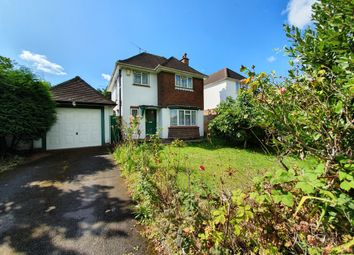 Thumbnail 3 bed detached house for sale in St. Johns Road, St. Johns, Woking