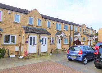 Thumbnail 2 bed flat for sale in Field Close, Halifax