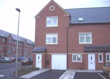 Thumbnail 3 bed town house for sale in Pendle Court, Leigh, Lancashire
