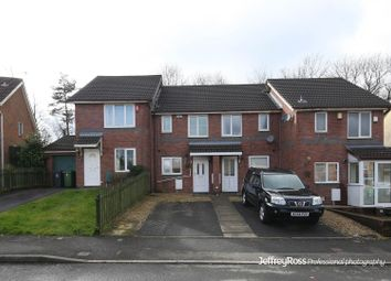 Thumbnail 2 bedroom terraced house for sale in Coedriglan Drive, Michaelston-Super-Ely, Cardiff