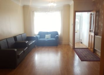 Thumbnail 3 bed end terrace house to rent in Avenue Road, Seven Sisters, London