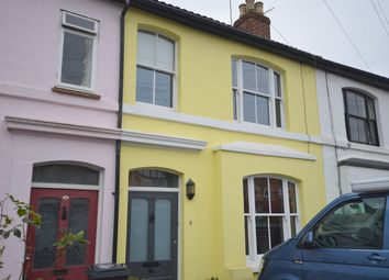 Thumbnail 4 bed terraced house to rent in Warren Road, Reigate