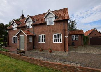Thumbnail 3 bed detached house for sale in Holme Cottage, Duggleby, Malton