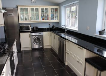 Thumbnail 3 bedroom semi-detached house for sale in Leas Close, Chessington, London