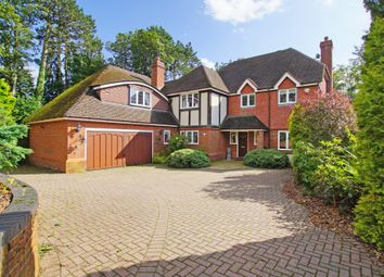 Thumbnail 5 bed detached house for sale in White House Drive, Barnt Green