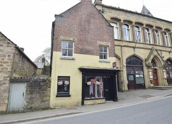 Thumbnail 3 bed town house for sale in Coldwell Street, Wirksworth, Matlock