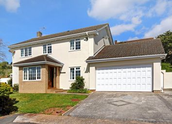 Thumbnail 3 bed detached house for sale in Monterey Close, Torquay