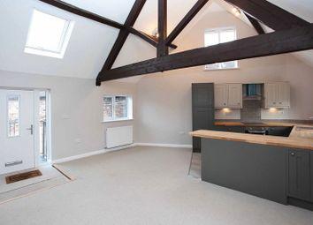 Thumbnail 2 bed flat to rent in Bridgnorth Road, Broseley