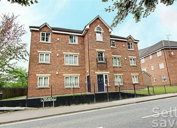 Thumbnail 1 bedroom flat for sale in St Matthews Close, Renishaw, Sheffield
