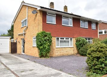 Thumbnail 3 bed semi-detached house for sale in Newlyn Drive, Staplehurst, Tonbridge