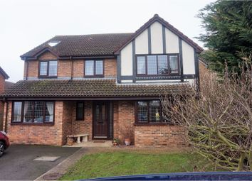 Thumbnail 5 bed detached house for sale in Plum Tree Road, Henlow