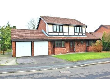 Thumbnail 4 bed detached house for sale in Firs Road, Bolton, Lancashire