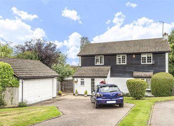 Thumbnail 4 bed detached house for sale in Shrublands, Brookmans Park, Hertfordshire