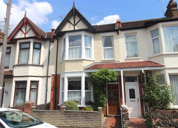 Thumbnail 4 bed terraced house for sale in Southview Drive, Westcliff-On-Sea